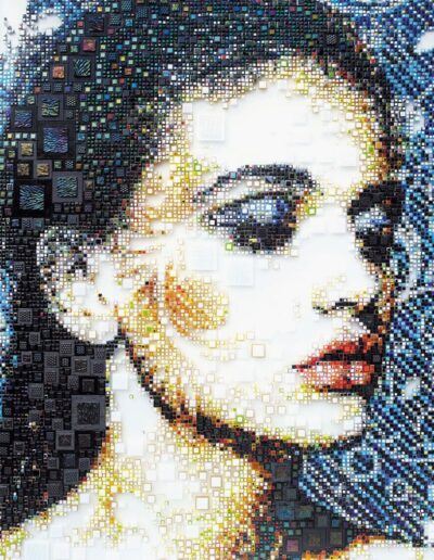 An artwork of Isabelle called 'Kallista'