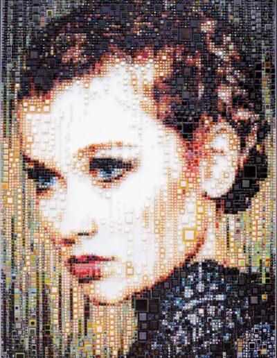 An artwork of Isabelle called 'Glazet'